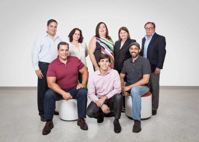 Board group portrait