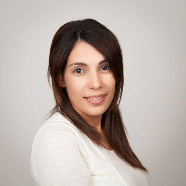 Business headshot female entrepreneur