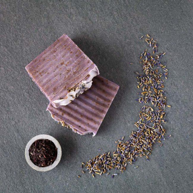 Homemade natural soaps