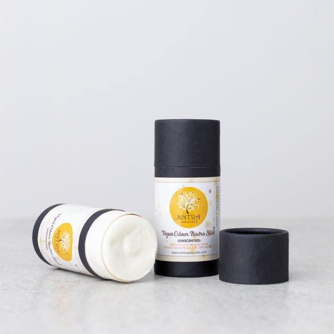 Natural skincare deoderants